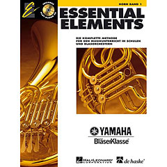 De Haske Essential Elements Band 1 - für Horn « Manuel pédagogique