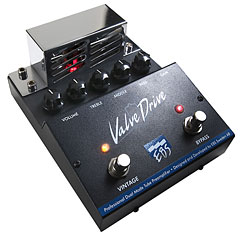 EBS ValveDrive « Bass Guitar Effect