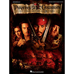 Hal Leonard Pirates of the Caribbean « Sångbok