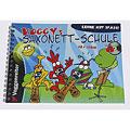 Kinderboek Voggenreiter Voggy's Saxonett-Schule
