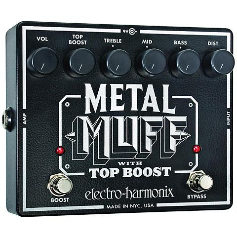 Pedal guitarra eléctrica Electro Harmonix XO Metal Muff Top Boost