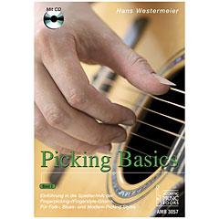 Acoustic Music Books Picking Basics Band 2
