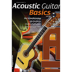 Voggenreiter Acoustic Guitar Basics « Instructional Book