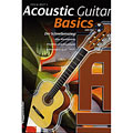 Libros didácticos Voggenreiter Acoustic Guitar Basics