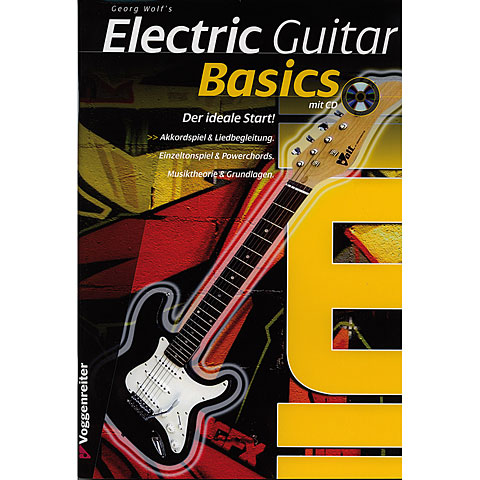 Voggenreiter Electric Guitar Basics
