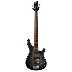 Sandberg Basic Ken Taylor 5-String Blackburst 2PH « Basgitaar