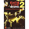 Lehrbuch De Haske Real Time Drums Level 2