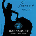 Cuerdas guit. clásica Hannabach 827 HT Flamenco