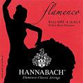 Χορδές κλασικής κιθάρας Hannabach 827 SHT Flamenco