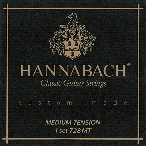 Hannabach 728 MT Custom Made