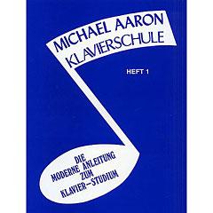 Warner Aaron Klavierschule Bd.1 « Instructional Book