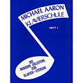 Lektionsböcker Warner Aaron Klavierschule Bd.1