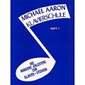 Libros didácticos Warner Aaron Klavierschule Bd.1