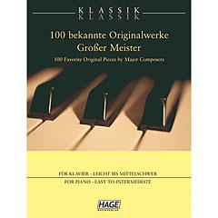 Hage Klassik Klassik « Libro de partituras