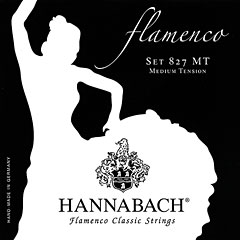 Hannabach 827 MT Flamenco