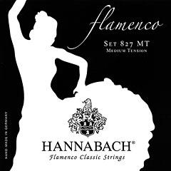 Hannabach 827 MT Flamenco « Cuerdas guit. clásica