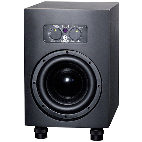 Subwoofer activo Adam Audio Sub8