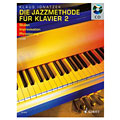 Instructional Book Schott Die Jazzmethode für Klavier - Solo
