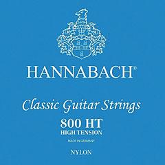 Hannabach 800 HT Blue « Corde guitare classique