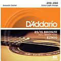 Struny do gitary akustycznej D'Addario EZ900 .010-050