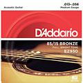 Струны для акустической гитары  D'Addario EZ930 .013-056