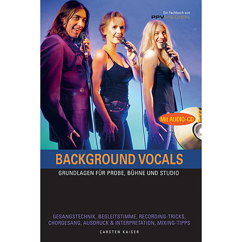 PPVMedien Background Vocals