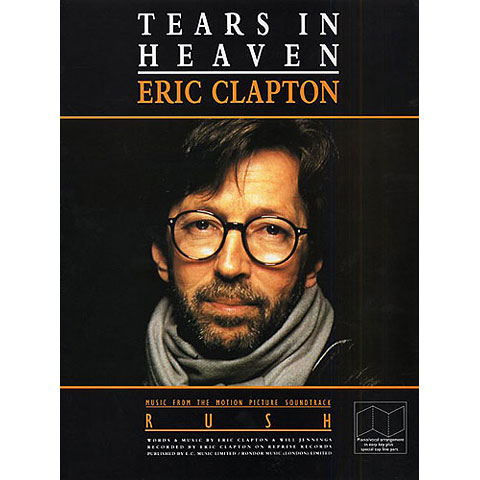 Music Sales Tears in Heaven - Eric Clapton
