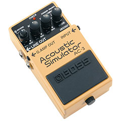 Boss AC-3 Acoustic Simulator « Guitar Effect