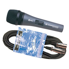 Sennheiser e835S/Kabel-Set « Mic Bundle