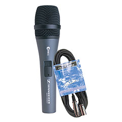 Sennheiser e845-S/Kabel-Set « Mikrofon-Bundle