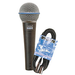 Shure Beta 58A Kabel-Set « Microphone