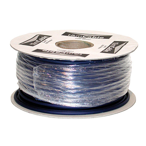 Cable altavoces metros t&mCable 2x4C