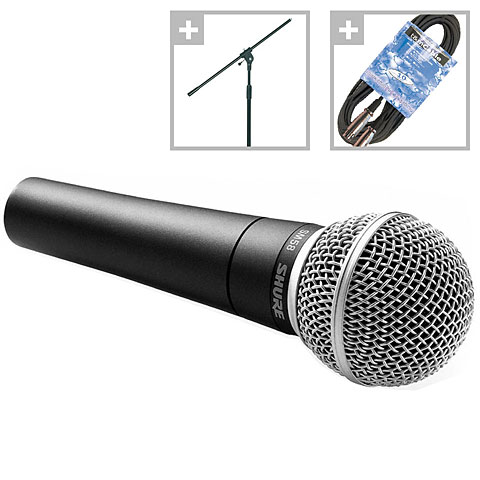 Mikrofon Shure SM58 Set