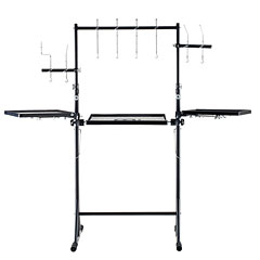 Meinl TMPWS Percussion Workstation « Percussion Stand