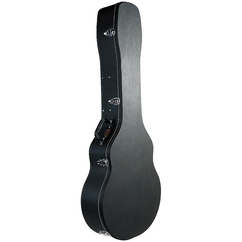 rockcase standard rc10613b acoustic bass acoustic guitar case. Black Bedroom Furniture Sets. Home Design Ideas