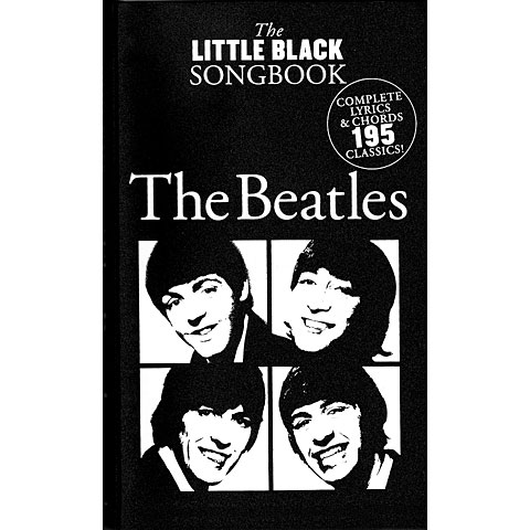 Music Sales The Little Black Songbook The Beatles