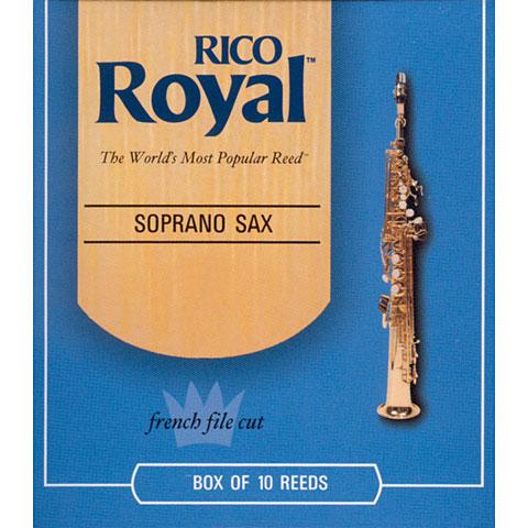Blätter Rico Royal Soprano Sax 5,0