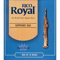 Rico Royal Soprano Sax 5,0 « Cañas