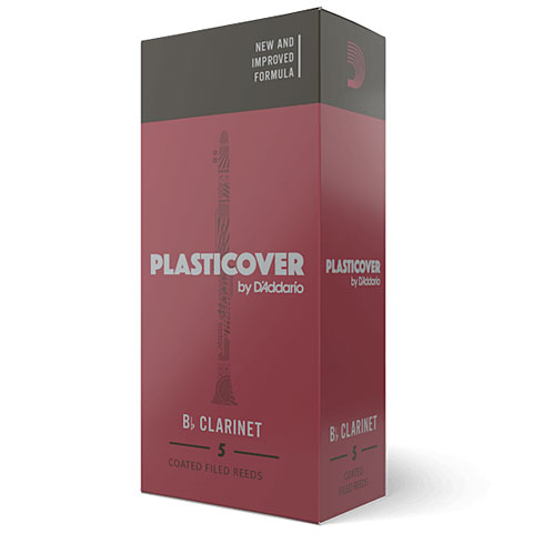 Cañas D'Addario Plasticover Bb-Clarinet 3,5