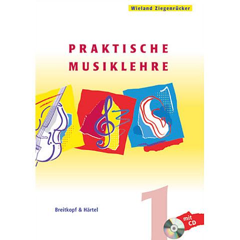 Musiktheorie Breitkopf & Härtel Praktische Musiklehre Bd.1