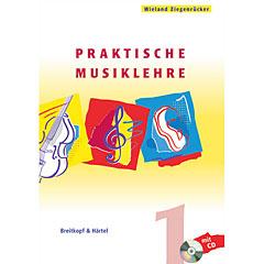 Breitkopf & Härtel Praktische Musiklehre Bd.1 « Muziektheorie