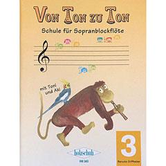 Holzschuh Von Ton zu Ton Bd.3 « Leerboek