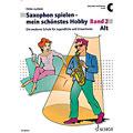 Libros didácticos Schott Saxophon spielen - mein schönstes Hobby Bd.2