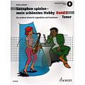 Εκαπιδευτικό βιβλίο Schott Saxophon spielen - mein schönstes Hobby Bd.2