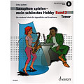 Libro di testo Schott Saxophon spielen - mein schönstes Hobby Bd.2