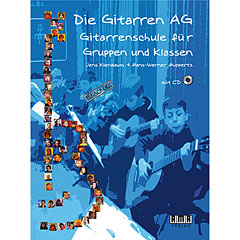 AMA Die Gitarren AG « Instructional Book