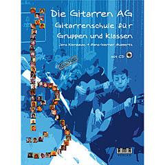 AMA Die Gitarren AG « Libros didácticos