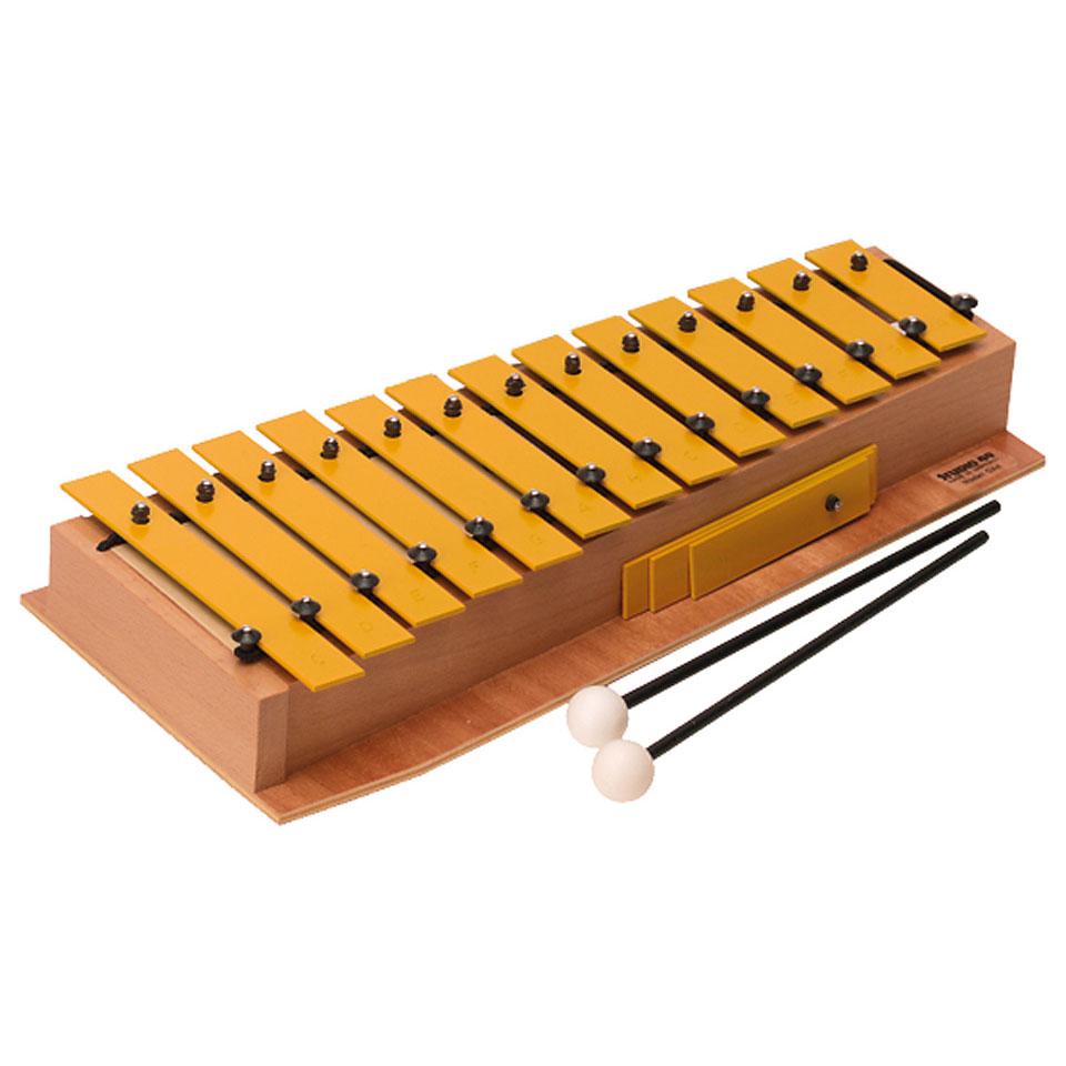 Orffscheinstrumente - Studio 49 Serie 1600 GAd Glockenspiel - Onlineshop Musik Produktiv