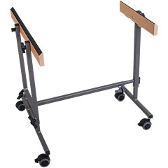 Studio 49 Mobile Stand FSC For Chromatic Bar Instruments « Orff accessories