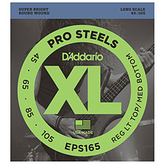 D'Addario EPS165 Pro Steels .045-105 « Electric Bass Strings